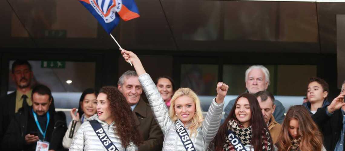 Quand les candidates de Miss France 2017 déconcentrent les joueurs du PSG