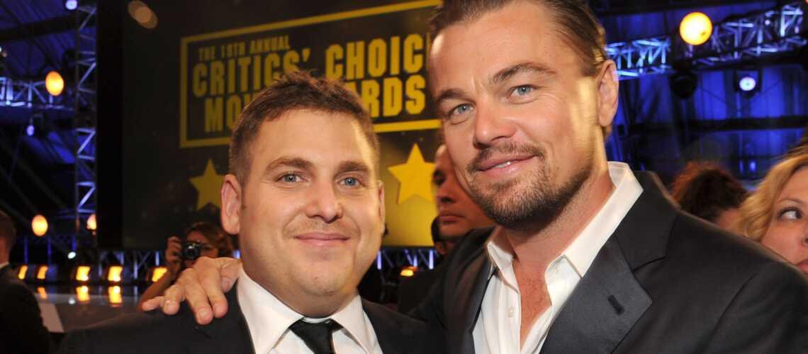 Leonardo DiCaprio et Jonah Hill à nouveau réunis