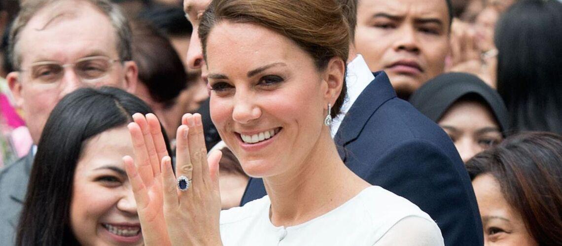 Bague De Kate Middleton Prix Bijoux 224 La Mode