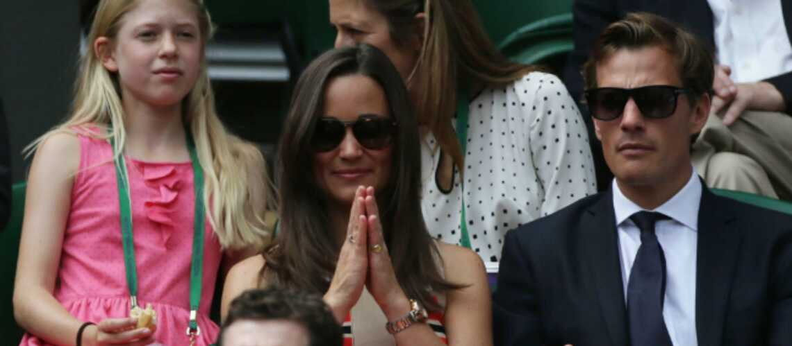 Photos- Pippa Middleton, Jude Law… tous à Wimbledon