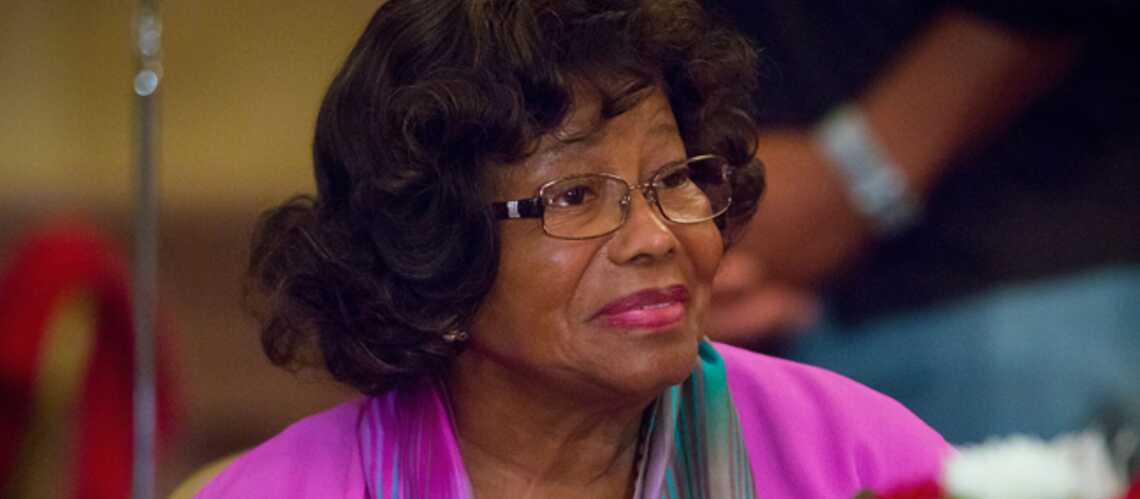 Katherine Jackson, la mère de Michael, accusée d'extorsion de fonds