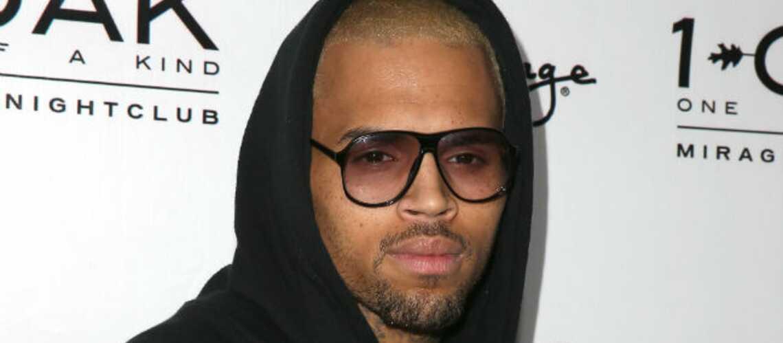 Chris Brown, mal en point après son anniversaire