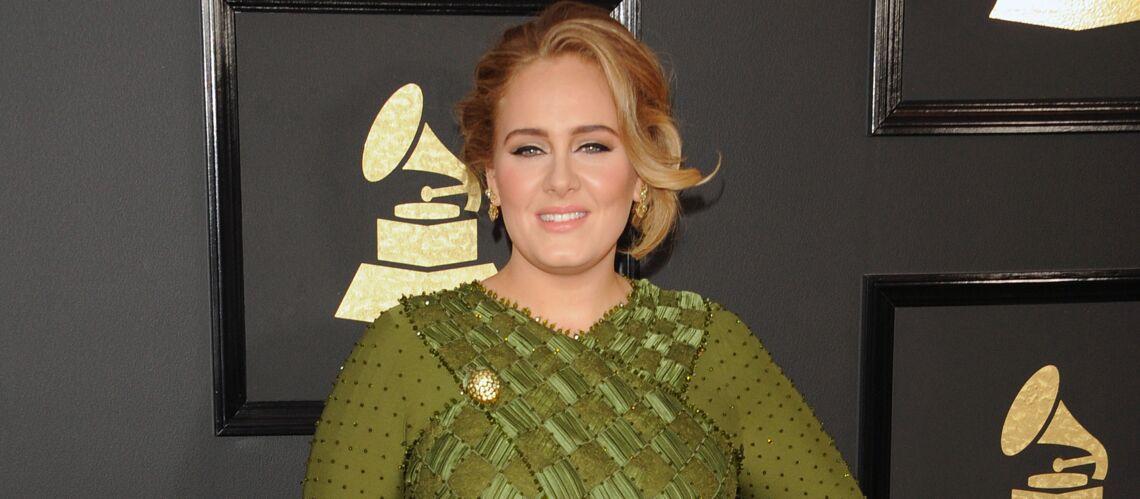 Adele, comparée à la princesse Fiona dans Shrek à cause de sa robe des Grammy, monte au créneau