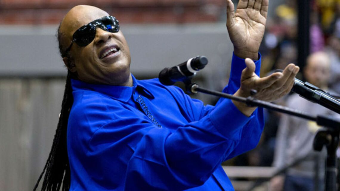 Vidéo- Obama ose un petit déhanché sur du Stevie Wonder