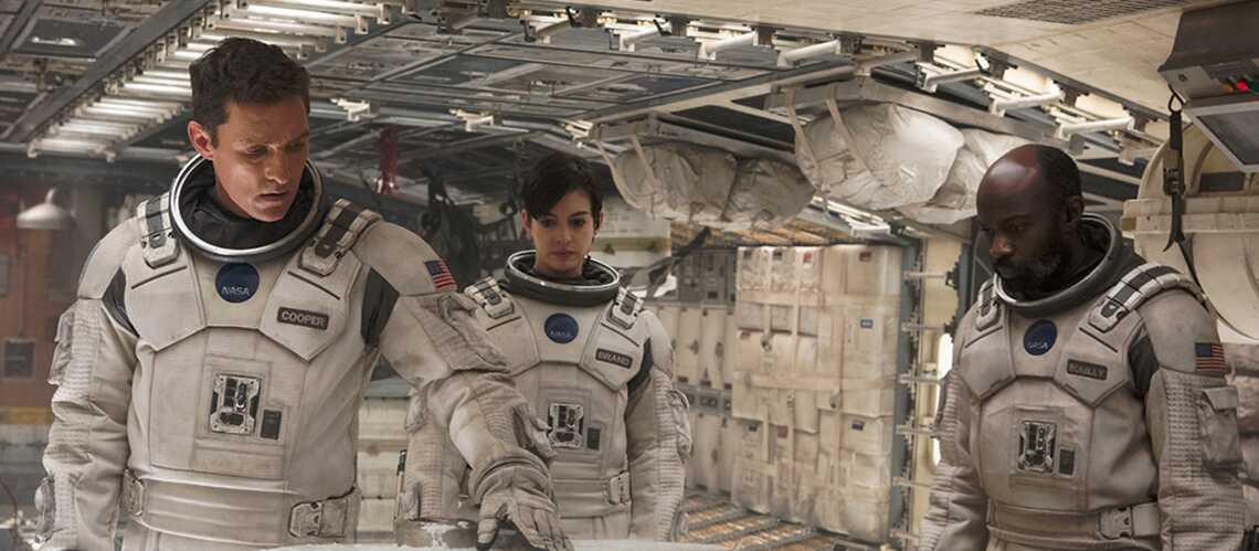Interstellar: Christopher Nolan au firmament de la SF ****