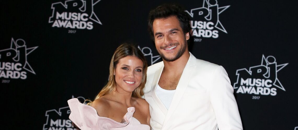 PHOTOS – Amir et sa femme Lital Haddad, leur rare sortie en couple aux NRJ Music Awards