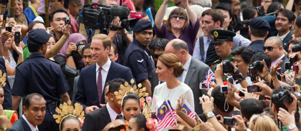 Kate, William et Harry sont-ils bien protégés?