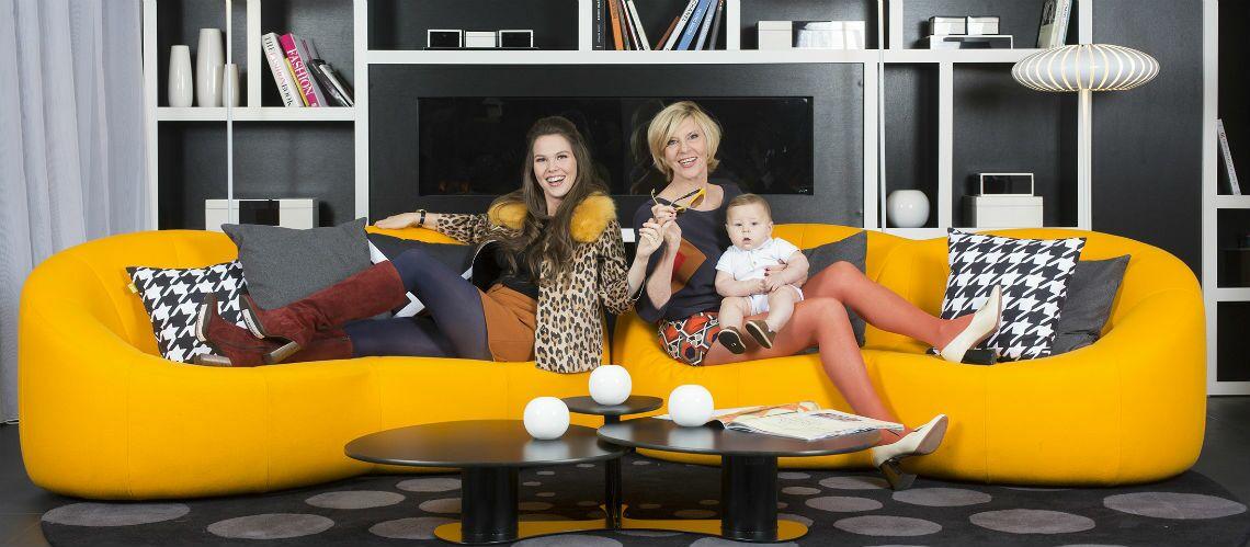 "EXCLU – Chantal Ladesou: ""Je suis une grand-mère gaga"""