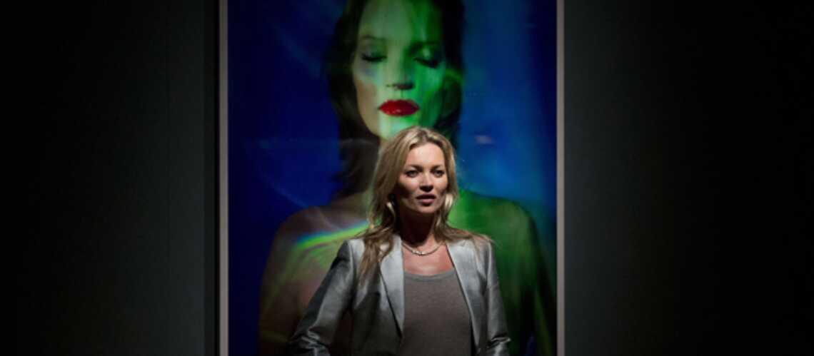 Kate Moss chez vous pour 1 million d'euros