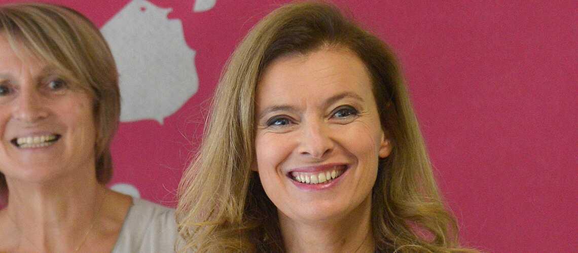 Valérie Trierweiler: Merci pour ce moment, écrit par Laurent Binet?