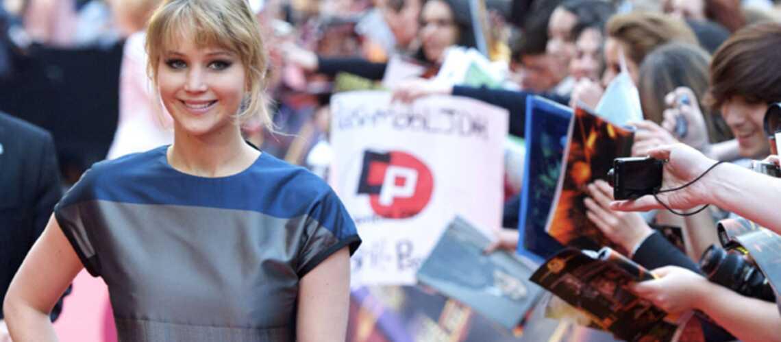Jennifer Lawrence, c'est Angie en plus jeune