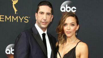 Comme son personnage dans Friends, David Schwimmer fait «une pause» avec sa femme
