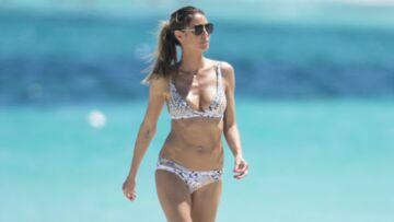 PHOTOS – Heidi Klum, 43 ans, maman sexy à la plage