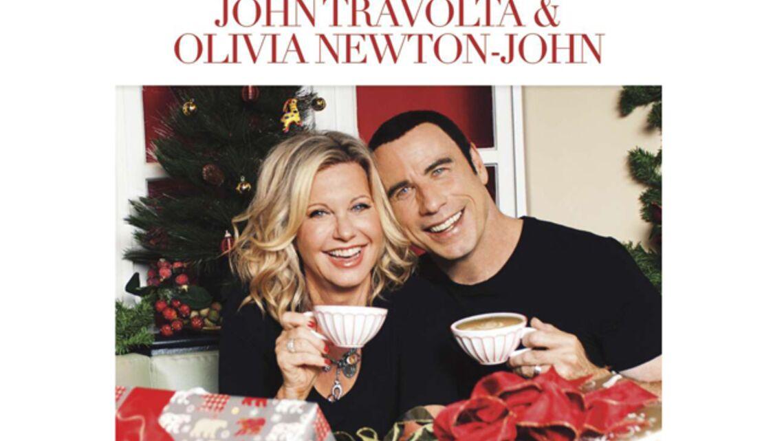 John Travolta et Olivia Newton-John, les retrouvailles