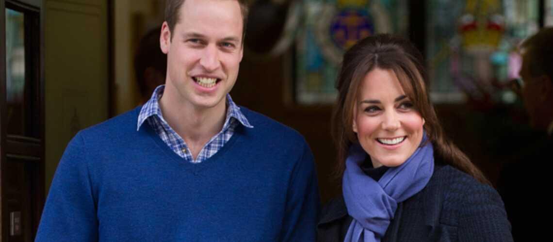 Photos- Kate Middleton retrouve le sourire