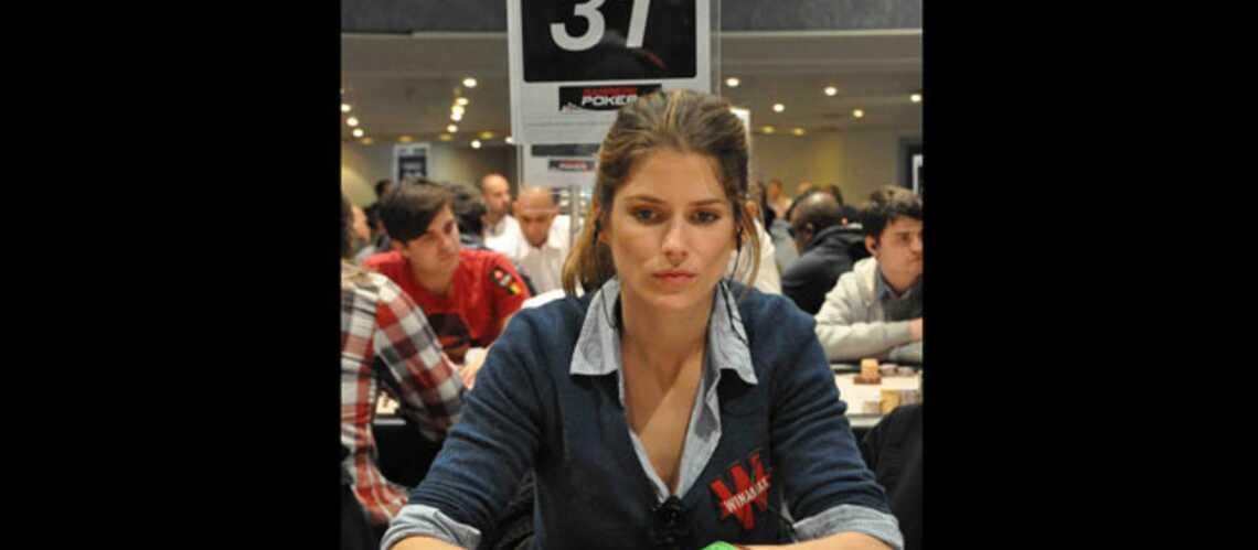 Gala By Night: Alice Taglioni brille au tournoi de poker Winamax