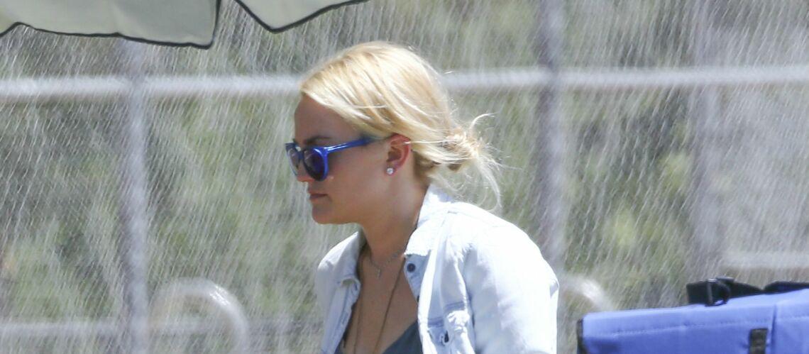 La nièce de Britney Spears se trouve à l'hôpital dans un état «extrêmement grave»