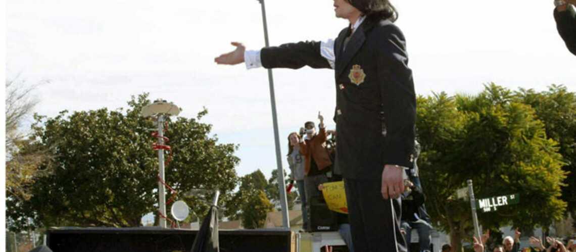 Ils pleurent toujours Michael Jackson…