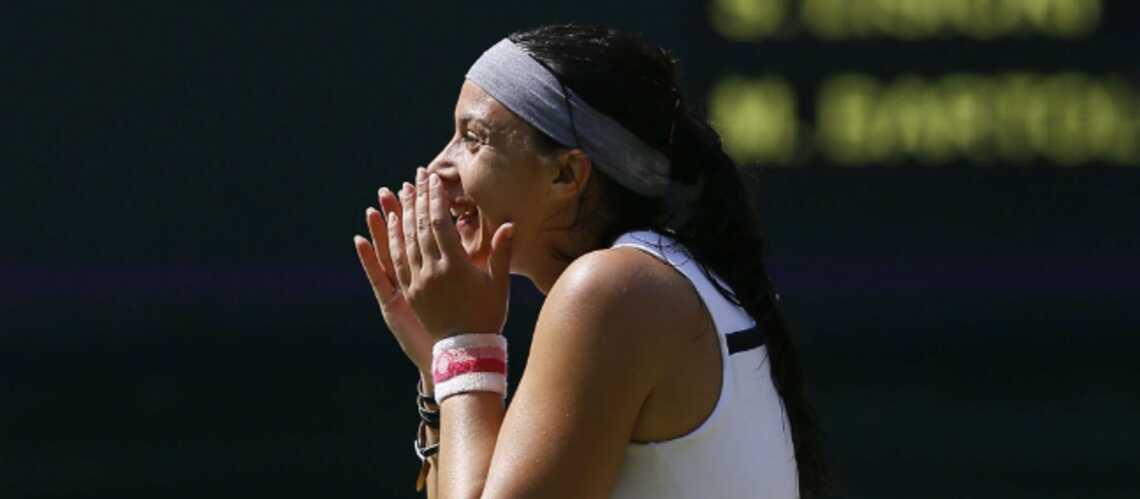 Marion Bartoli entre dans l'histoire de Wimbledon