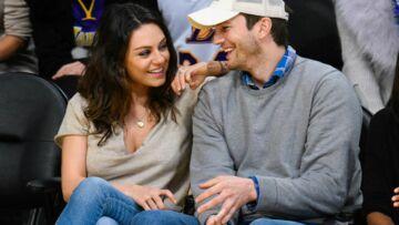 Ashton Kutcher et Mila Kunis, fiers de leur mariage secret