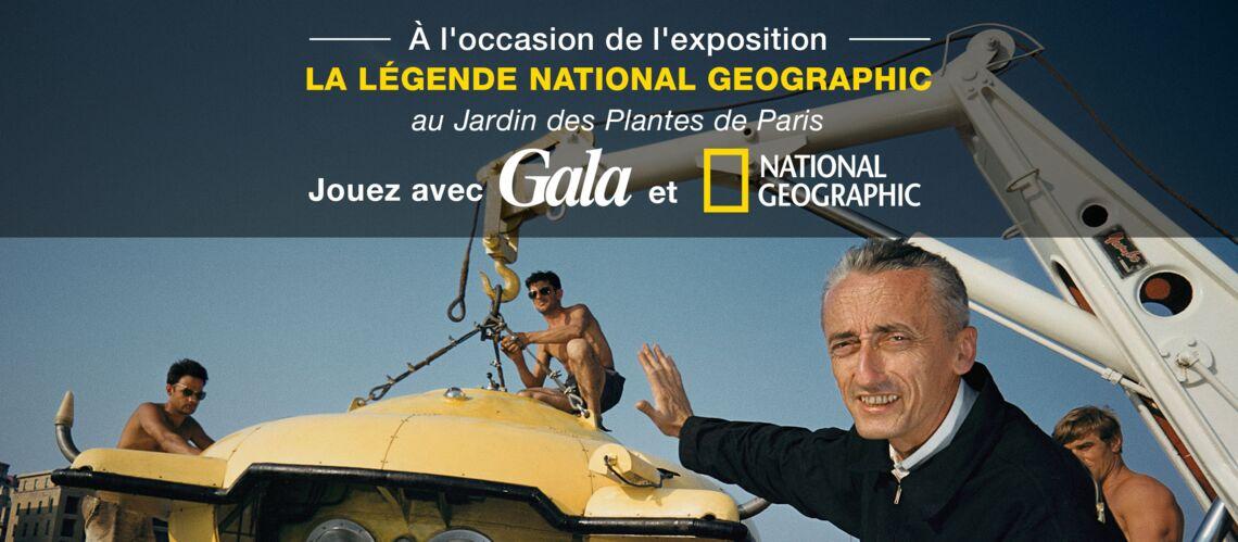 JEU-CONCOURS – Gagnez vos places pour l'expo La Légende National Geographic à Paris