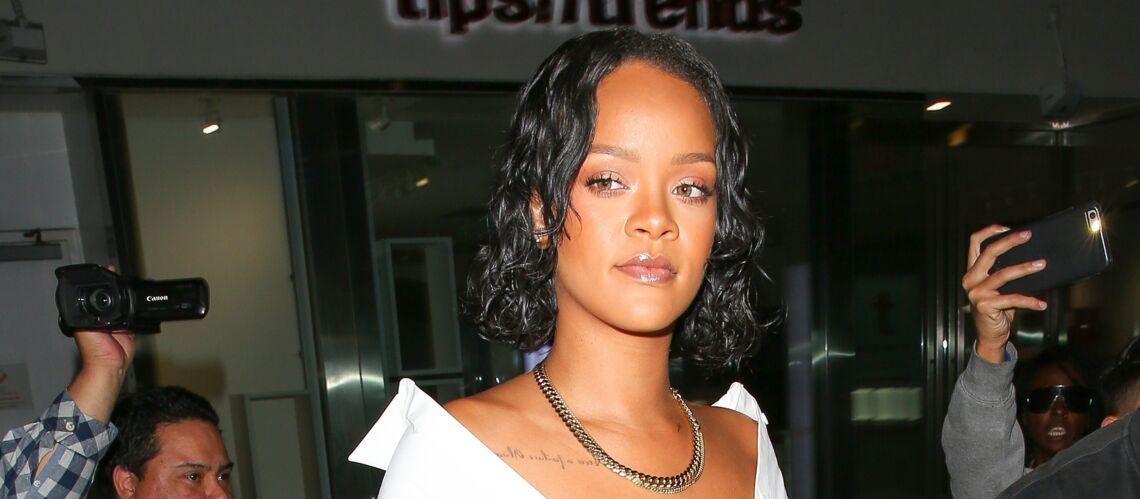 Photo rihanna r pond aux nombreuses critiques sur sa prise de poids vous ne me m ri tez pas - Rihanna poids 2017 ...