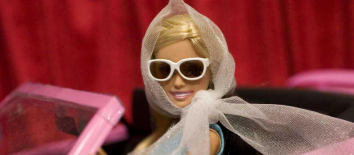 Barbie ouvre les portes de sa maison