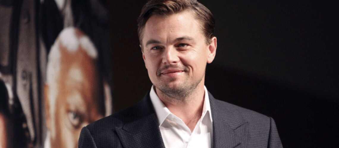 Leonardo DiCaprio épaté par Jean Dujardin