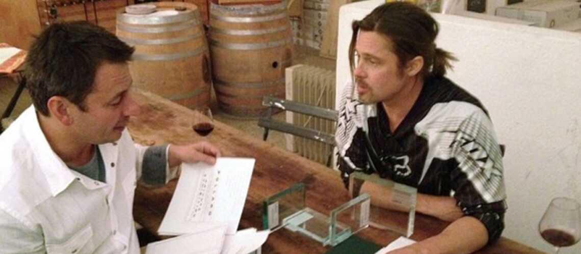 Brad Pitt vous vend son lit