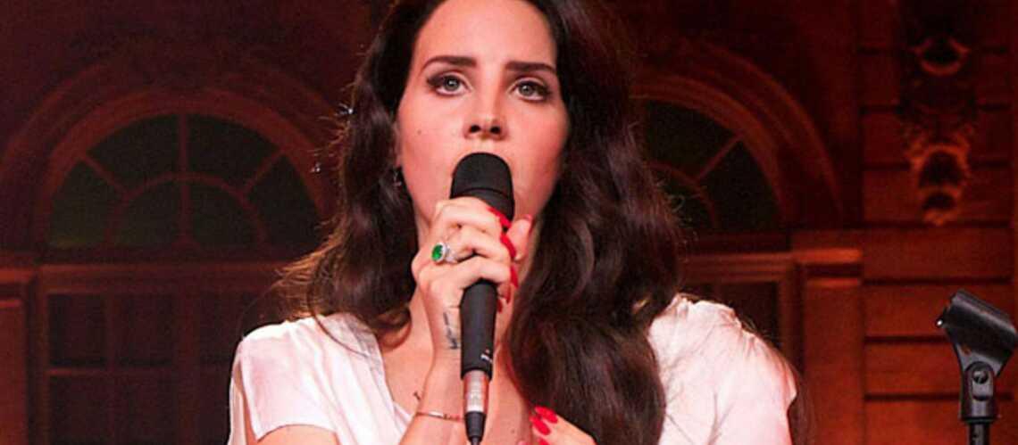 Lana Del Rey fait carton plein pour son concert à Paris