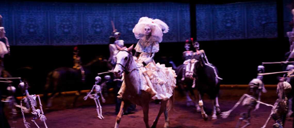 Bartabas rejoue Calacas et invente les cabarets cinéma