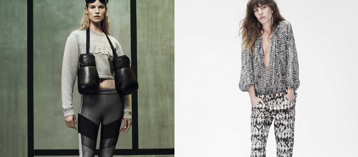 Alexander Wang vs Isabel Marant: H&M fait le grand écart