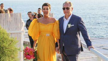 Cristina Cordula: le secret de sa robe de mariée jaune enfin dévoilé