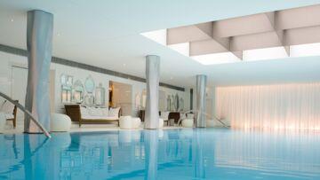 PHOTOS – Nommé catégorie Design: Spa My Blend By Clarins au Royal Monceau