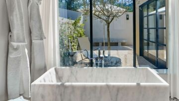 PHOTOS – Nommé caté­go­rie Design : Spa La Muse de Villa La Coste