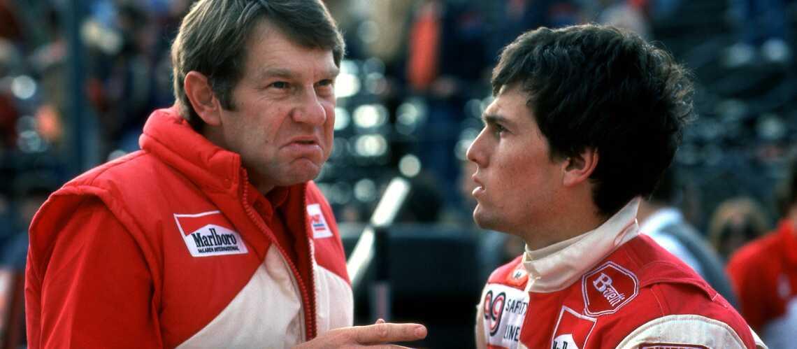 Andrea De Cesaris, décès du premier coéquipier de Michael Schumacher