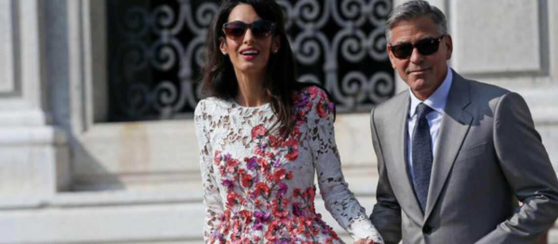 Amal et George Clooney, bons baisers des Seychelles