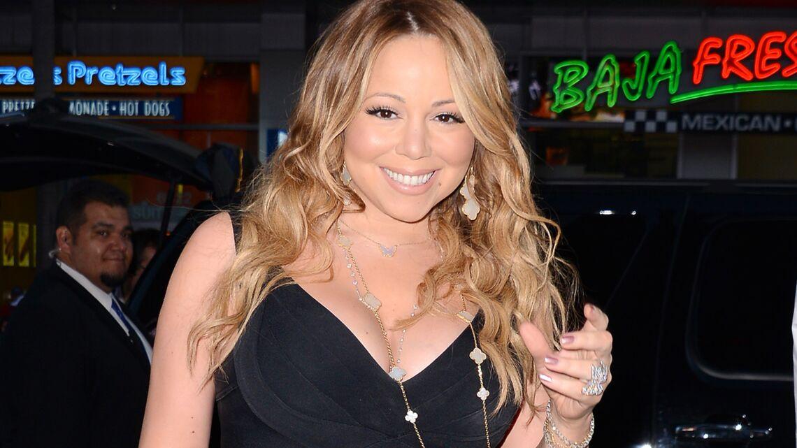 Vidéo – Mariah Carey perd sa voix en plein concert