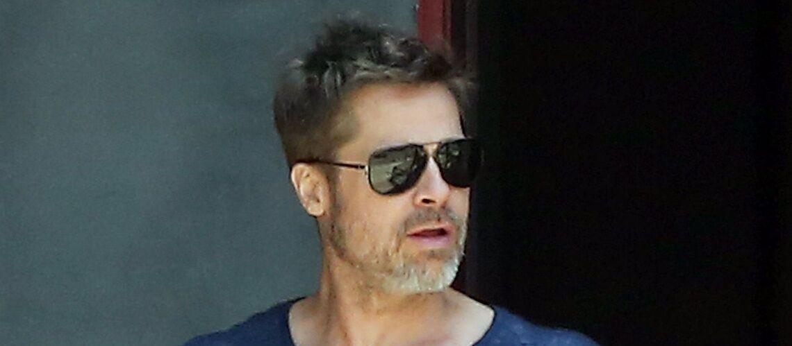 Un an après son divorce, Brad Pitt de retour au cinéma et à 53 ans il est en grande forme - Gala