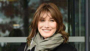 Pourquoi Carla Bruni, ancien mannequin, veut arrêter les photos?