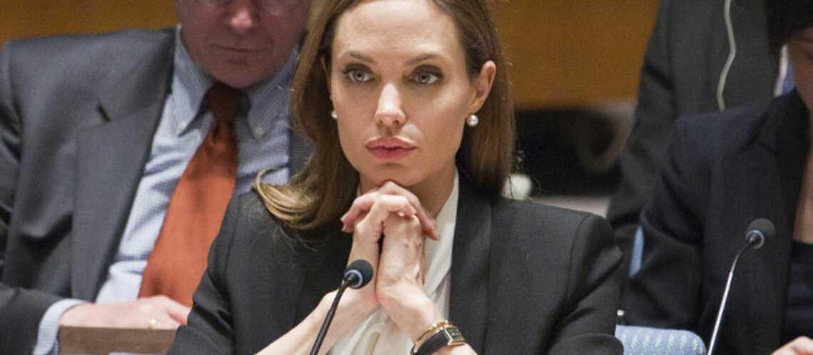 Angelina Jolie honorée par les Oscars