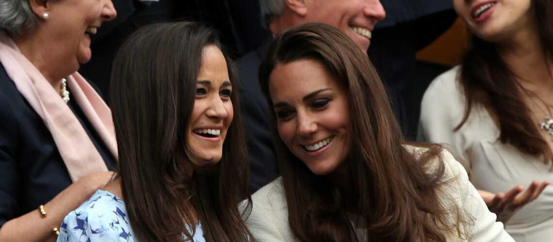 Kate et Pippa se mobilisent pour Harry