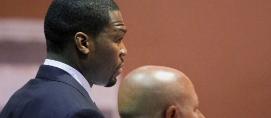 50 Cent plaide non coupable de violence domestique