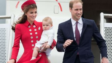 Photos- Baby George sur les traces de son aïeul George V