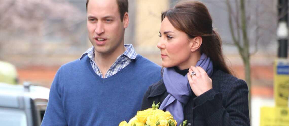 Vivez l'accouchement de Kate Middleton au plus près