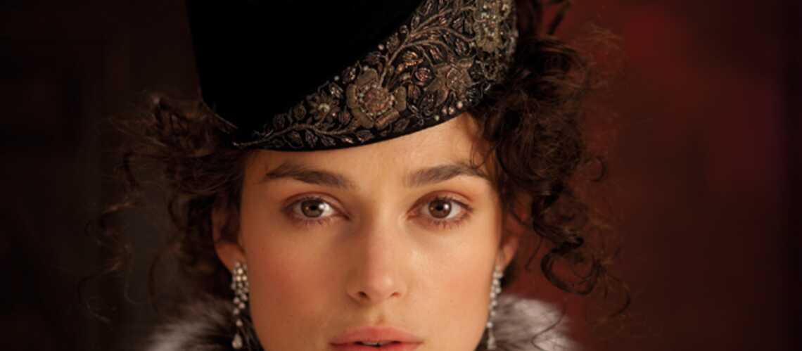 Keira Knightley: la plus belle amoureuse