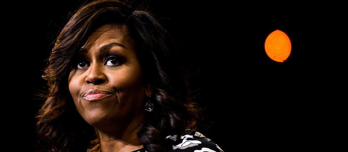 Michelle Obama: ce qu'elle a fait la nuit où Donald Trump a gagné