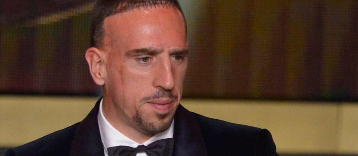 Franck Ribéry hospitalisé jusqu'à dimanche