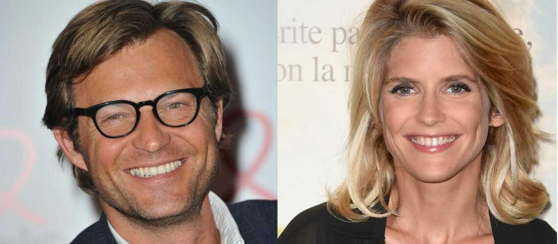 Laurent Delahousse et Alice Taglioni: pour un amour de Swann
