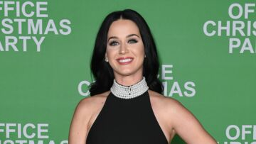 PHOTO – Katy Perry: découvrez sa nouvelle coupe blond platine